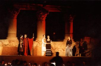 Paisiello L'Olimpiade (first world revival) | Opera Festival of Ancient Corinth