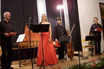 Concert with Alan Curtis-basso continuo | Goettingen Festival
